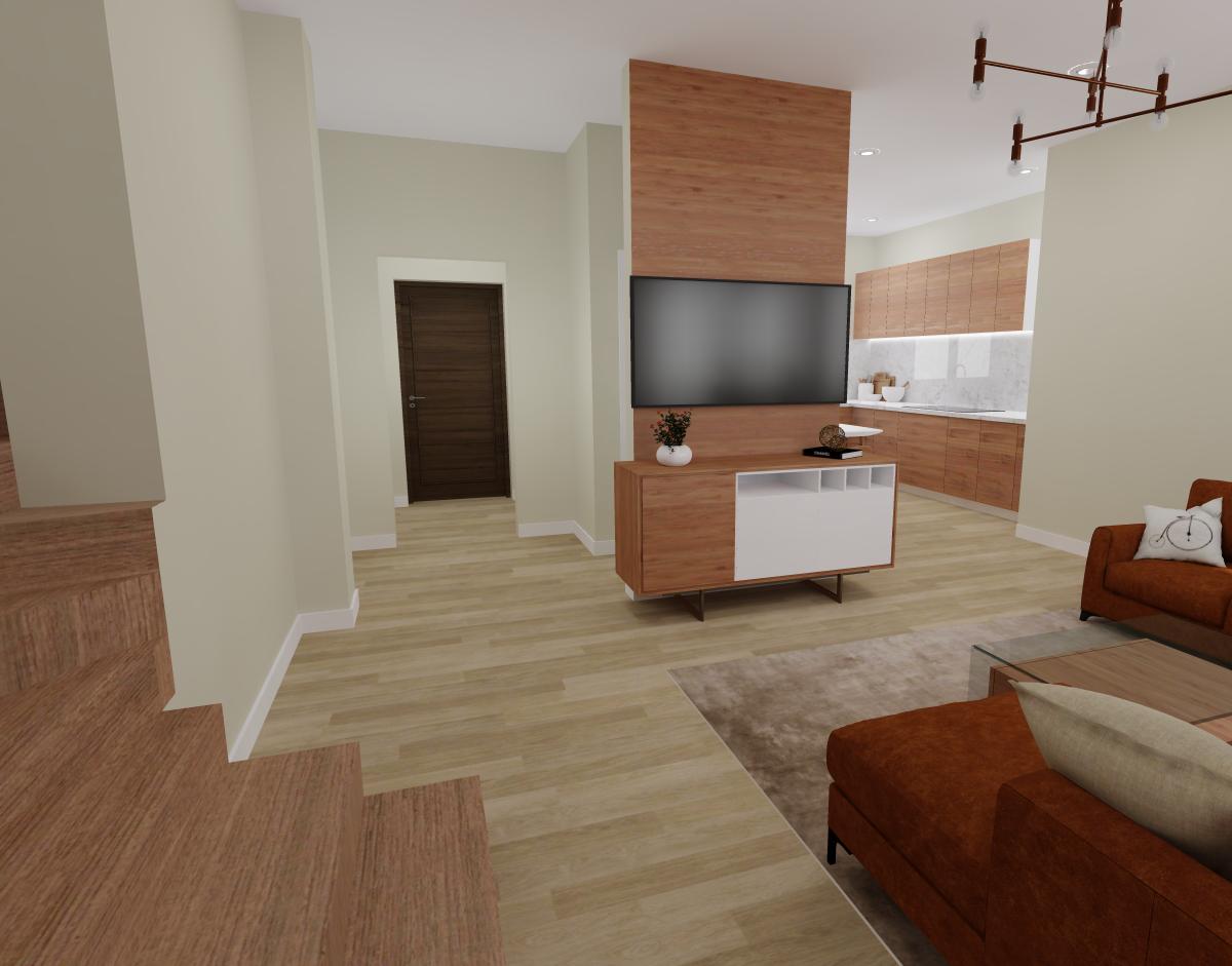 Wirtualny spacer - prezentacja mieszkania